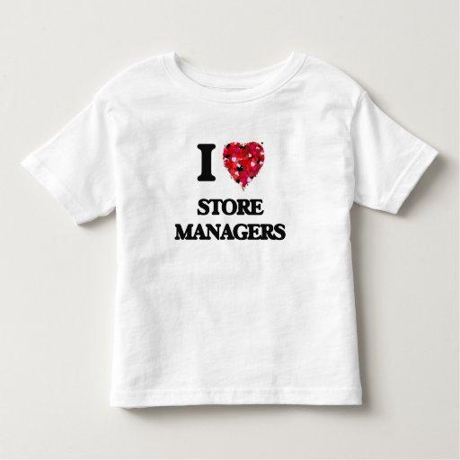 I love Store Managers T Shirts T-Shirt, Hoodie, Sweatshirt