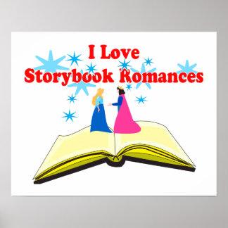 I Love Storybook Romances Poster
