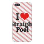 I love Straight Pool Covers For iPhone 5