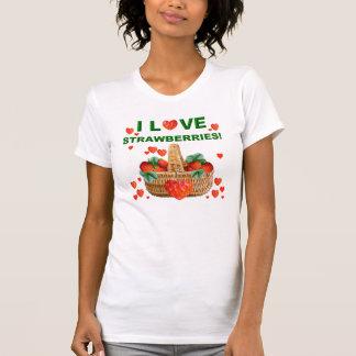 I love strawberries ~ Shirt