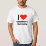 i love strawberry shortcake T-Shirt