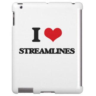 I love Streamlines