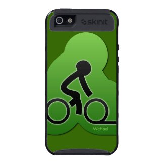 I love street bicycle biking cases for iPhone 5