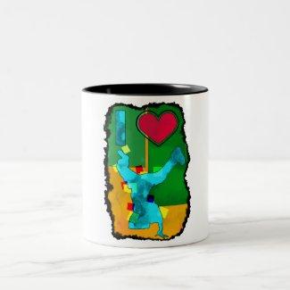 I love street dance as mug design coffee mug