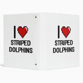 I love Striped Dolphins Digital Design Binders