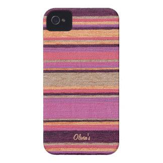 I love stripes Blackberry Case-Mate Case