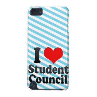 I love Student Council iPod Touch (5th Generation) Cover