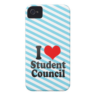 I love Student Council Blackberry Bold Covers