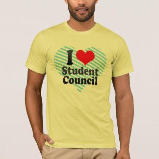 I love Student Council T-Shirt