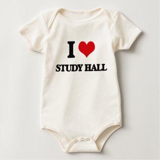 I love Study Hall Bodysuit