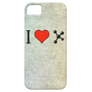 I Love Studying Molecular Configuration iPhone 5 Covers