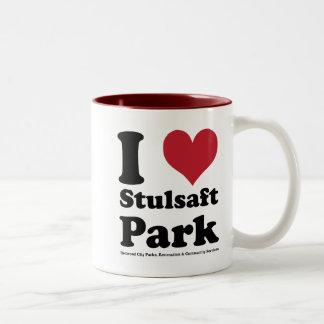 I LOVE Stulsaft Park Mug