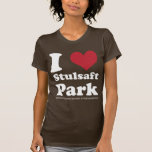 I LOVE Stulsaft Park Tees