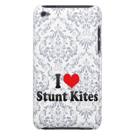 I love Stunt Kites iPod Case-Mate Case