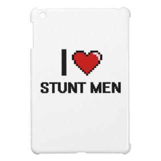 I love Stunt Men iPad Mini Cover