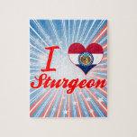 I Love Sturgeon, Missouri Puzzle