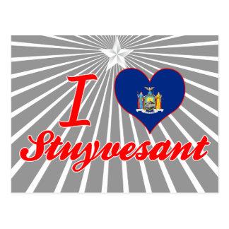 I Love Stuyvesant, New York Post Cards