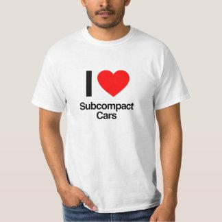 i love subcompact cars T-Shirt