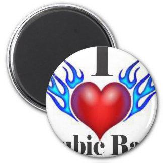 I Love Subic Bay.jpg Magnet