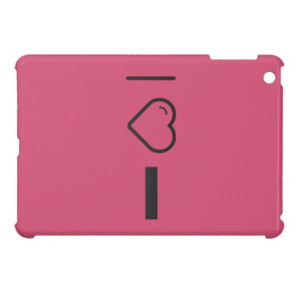I Love Subtracting iPad Mini Case