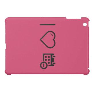 I Love Subtracting iPad Mini Cover