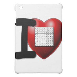 I Love Sudoku Case For The iPad Mini