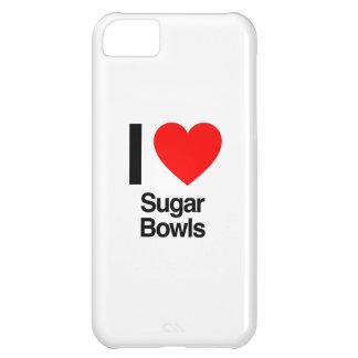 i love sugar bowls iPhone 5C case