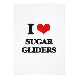 I love Sugar Gliders Invitations