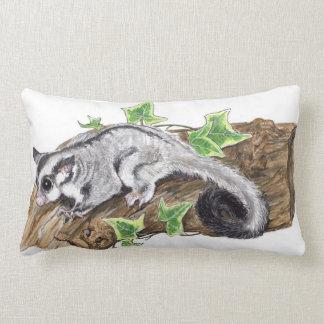 I Love Sugar Gliders Lumbar Pillow