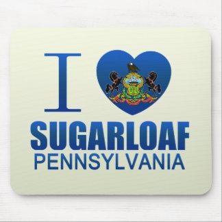 I Love Sugarloaf, PA Mouse Pad