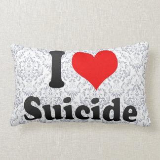 I love Suicide Pillow