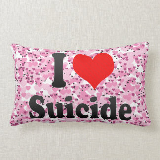 I love Suicide Pillows