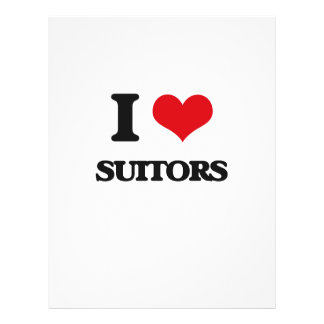 I love Suitors Flyers