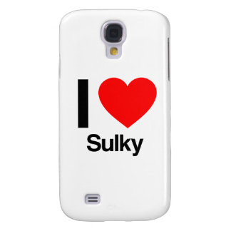 i love sulky galaxy s4 case
