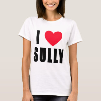 I Love Sully I HEART Sully T-Shirt
