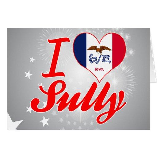 I Love Sully, Iowa Cards