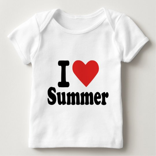 I love summer baby T-Shirt