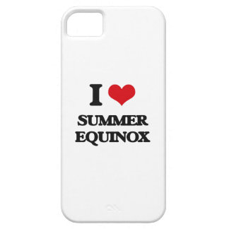 I love Summer Equinox iPhone 5 Cases