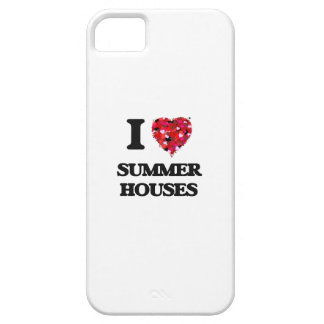 I love Summer Houses iPhone 5 Case