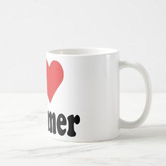 I love summer coffee mugs