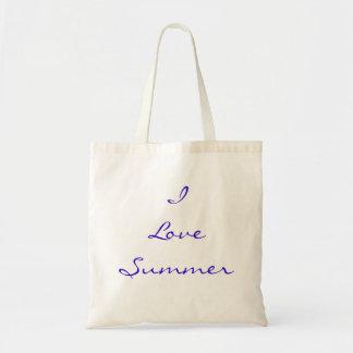 I Love Summer Tote