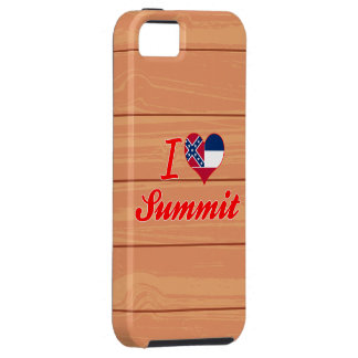I Love Summit, Mississippi iPhone 5 Cover