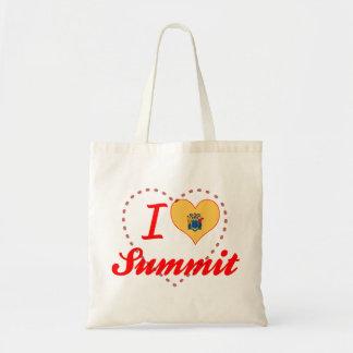 I Love Summit, New Jersey Bag