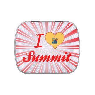 I Love Summit, New Jersey Candy Tin