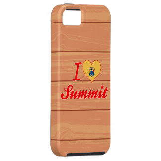 I Love Summit, New Jersey iPhone 5 Cases