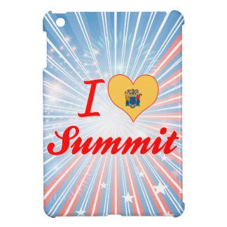 I Love Summit, New Jersey iPad Mini Cover