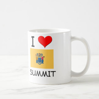 I Love Summit New Jersey Mug