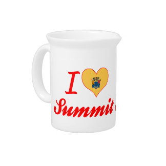 I Love Summit, New Jersey Pitcher
