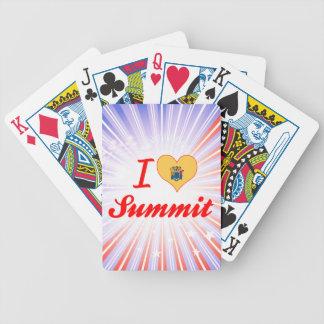 I Love Summit, New Jersey Card Decks