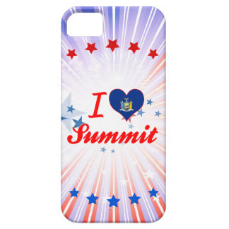 I Love Summit, New York iPhone 5 Covers